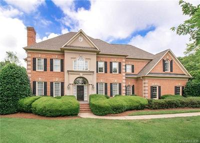Waxhaw Single Family Home For Sale: 513 Walden Trail