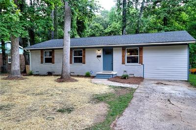 Charlotte Single Family Home For Sale: 4217 Dunwoody Drive