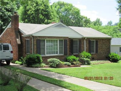 Charlotte NC Single Family Home For Sale: $128,000