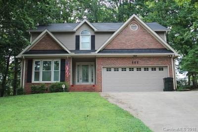 Kings Mountain Single Family Home For Sale: 902 Manor Drive