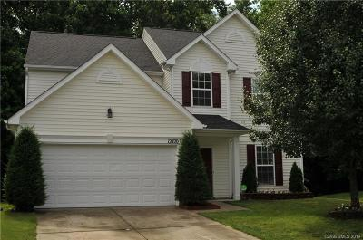 Charlotte NC Single Family Home Under Contract-Show: $230,000