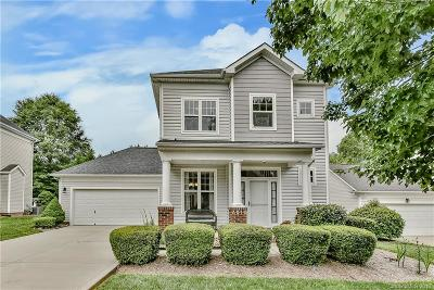 Huntersville Single Family Home For Sale: 7616 Rolling Meadows Lane