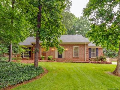 Charlotte NC Single Family Home For Sale: $260,000