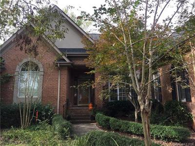 Charlotte Single Family Home For Sale: 16246 Crest Cove Road