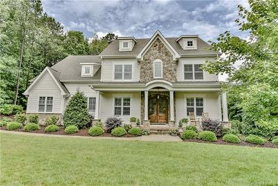 Mooresville Single Family Home For Sale: 137 E Cold Hollow Farms Drive