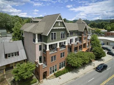 Asheville Condo/Townhouse For Sale: 190 Broadway Street #302