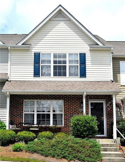 Condo/Townhouse Under Contract-Show: 6005 Leek Court