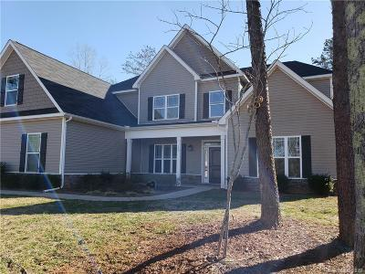 Statesville Single Family Home Under Contract-Show: 120 Wylie Trail