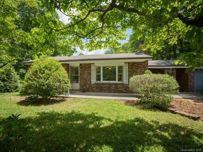 Weaverville Single Family Home For Sale: 77 Ivy Hill Road