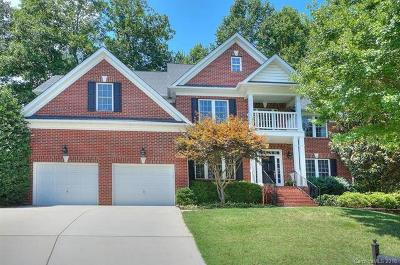 Huntersville Single Family Home For Sale: 13708 Chandlers Green Court