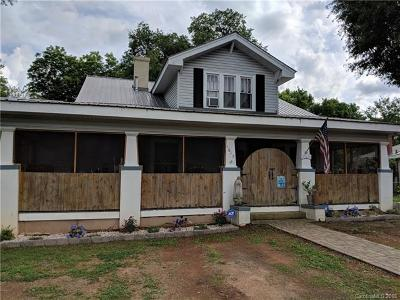 Stanly County Single Family Home For Sale: 1615 Lowder Street