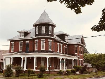 Spencer Single Family Home For Sale: 500 S Carolina Avenue