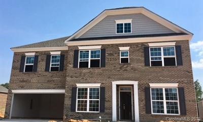Gastonia Single Family Home For Sale: 4919 Trayton Avenue #44