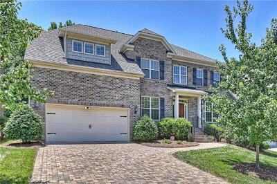 Charlotte Single Family Home For Sale: 5410 Open Book Lane