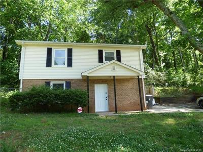 Charlotte NC Single Family Home For Sale: $125,000