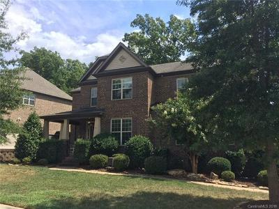 Waxhaw Single Family Home For Sale: 8921 Red Barone Place