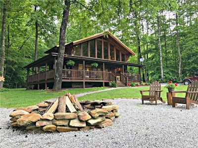 Caldwell County Single Family Home Under Contract-Show: 1663 McRary Creek Road