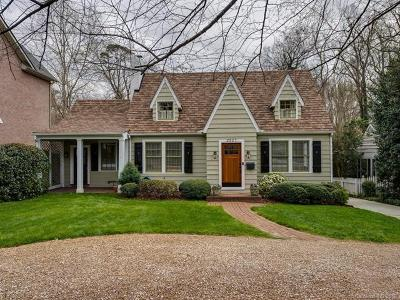 Charlotte Single Family Home For Sale: 2227 Sharon Road