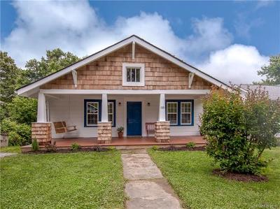 Weaverville Single Family Home Under Contract-Show: 118 S Main Street