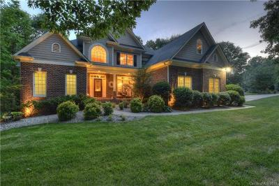 Huntersville Single Family Home Under Contract-Show: 6128 McIlwaine Road