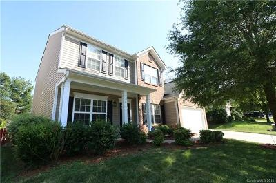 Charlotte NC Single Family Home For Sale: $284,499