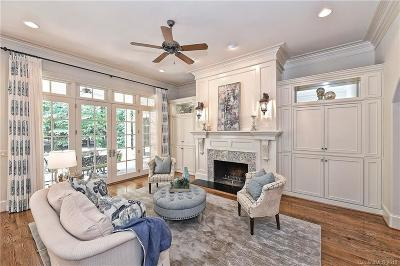 Weddington Single Family Home Under Contract-Show: 8008 Wicklow Hall Drive