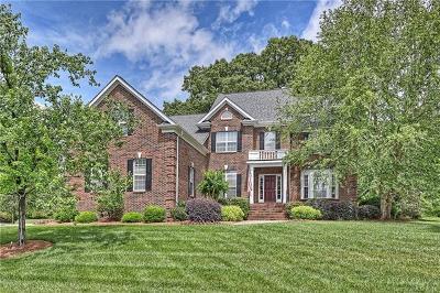 Matthews Single Family Home For Sale: 402 Castlestone Lane #2