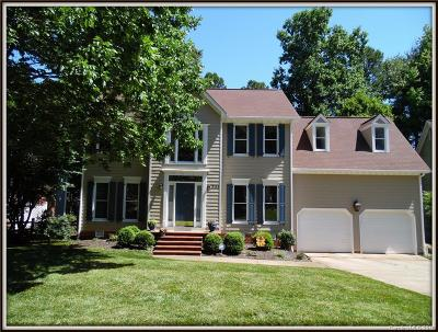 Charlotte NC Single Family Home Under Contract-Show: $250,000