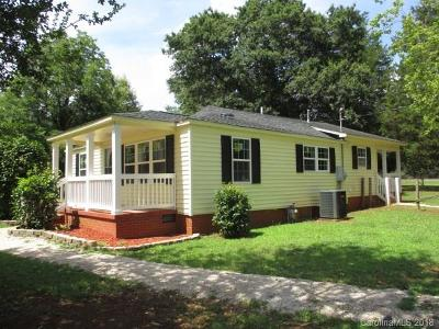 Single Family Home For Sale: 1292 Riverside Road