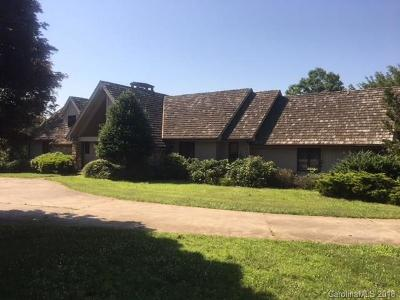 Caldwell County Single Family Home For Sale: 390 Cedar Valley Road