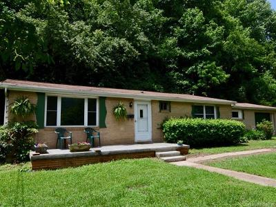 Fletcher Single Family Home Under Contract-Show: 615 Cane Creek Road