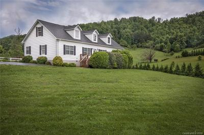 Candler Single Family Home Under Contract-Show: 90 Curtis Creek Road
