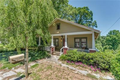 Tryon Single Family Home For Sale: 151 Markham Road
