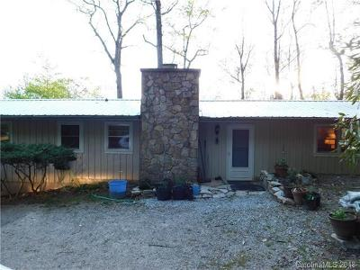 Lake Toxaway Single Family Home For Sale: 71 W Dogwood Lane