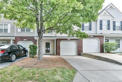 Charlotte NC Condo/Townhouse For Sale: $135,000