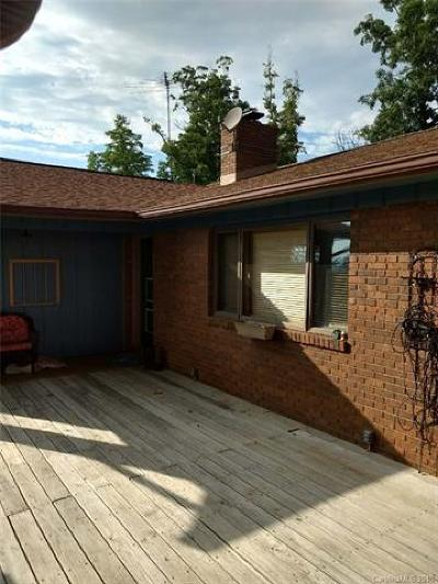 Weaverville Single Family Home For Sale: 67 Pegg Road