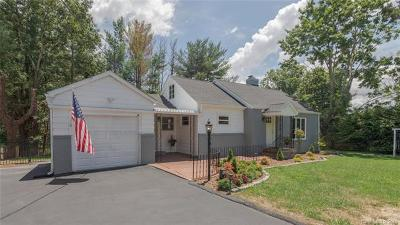 Asheville Single Family Home For Sale: 223 Governors View Road