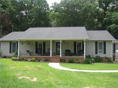 Richburg Single Family Home For Sale: 2604 Mountain Gap Road