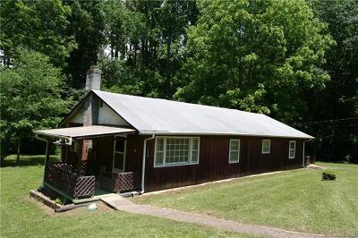 Weaverville Single Family Home Under Contract-Show: 136 Dula Springs Road