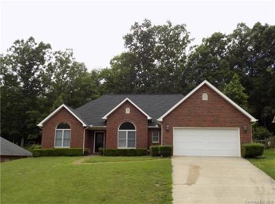 Single Family Home For Sale: 760 Monticello Drive