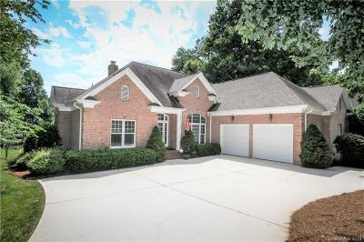 Mooresville Single Family Home Under Contract-Show: 490 Canvasback Road