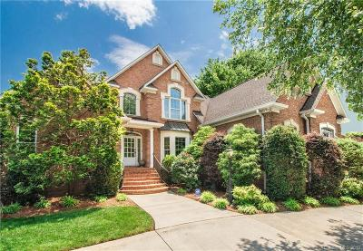 Waxhaw Single Family Home Under Contract-Show: 1313 Churchill Downs Drive #117