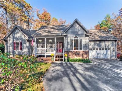 Mills River Single Family Home For Sale: 112 French Mill Trail