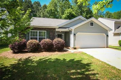Indian Land Single Family Home For Sale: 4227 Wiregrass Drive