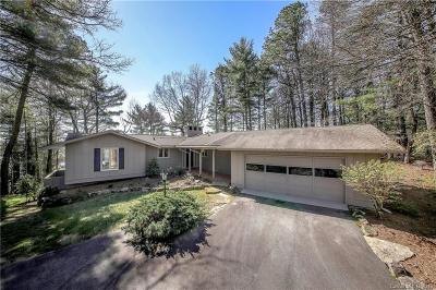 Lake Toxaway Single Family Home For Sale: 64 Indian Trace #97