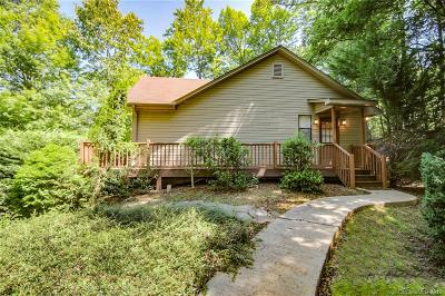 Lake Lure Single Family Home For Sale: 281 Redwing Road