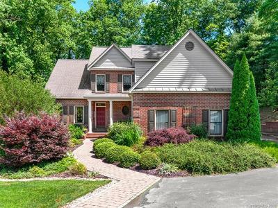Hendersonville Single Family Home For Sale: 1049 Scheppegrell Drive