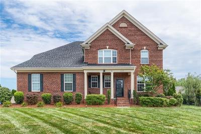Weddington Single Family Home For Sale: 309 Fir Place Court