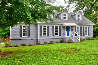 Charlotte Single Family Home For Sale: 5601 Sardis Road