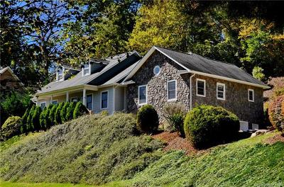 Waynesville Single Family Home For Sale: 358 Inverness Drive